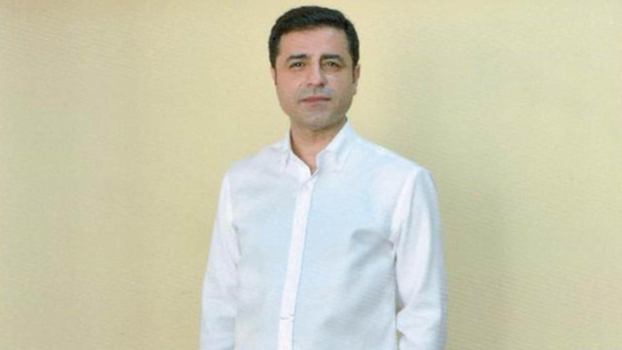 Demirtaş'tan mahkemeye: Kendinizi feda etmeyin, iktidar değişecek