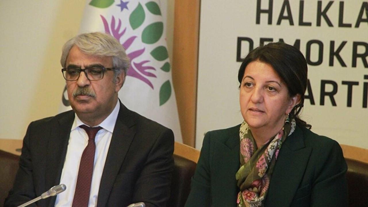 HDP MYK yarın olağanüstü toplanacak