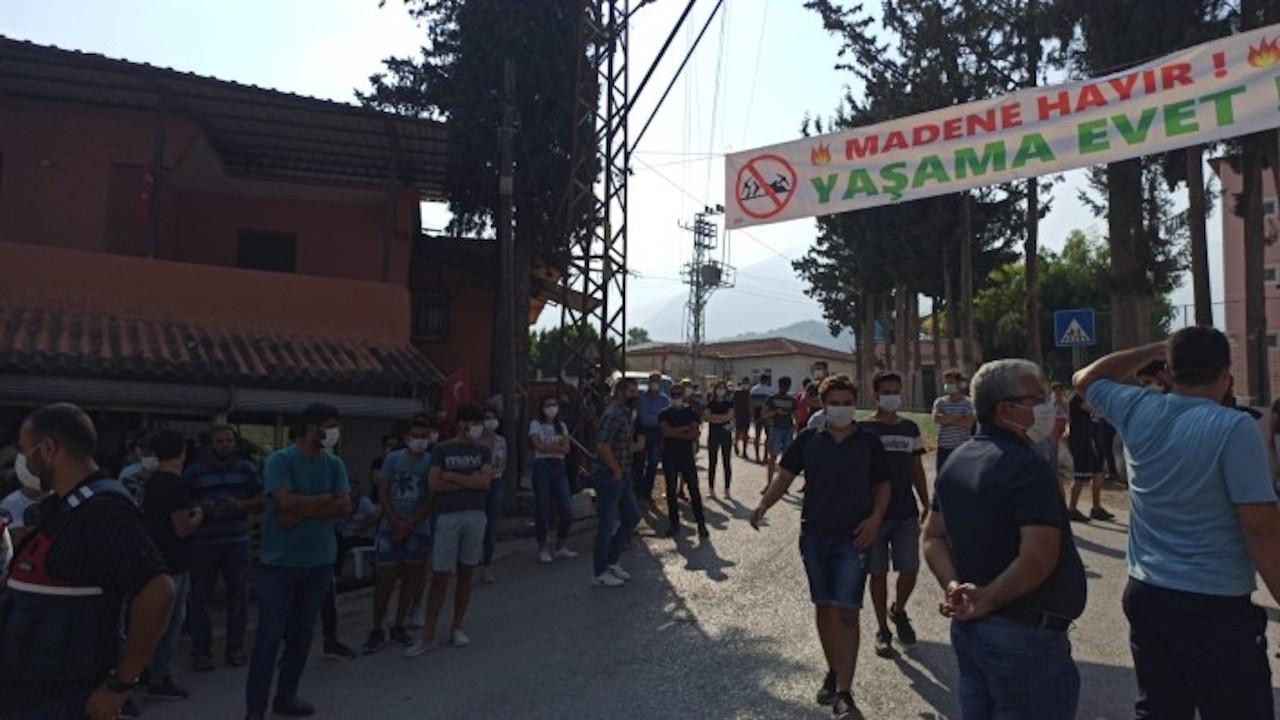 CHP'li Öztunç: Arsuz Kaymakamlığı ÇED için uyanıklık yapıyor