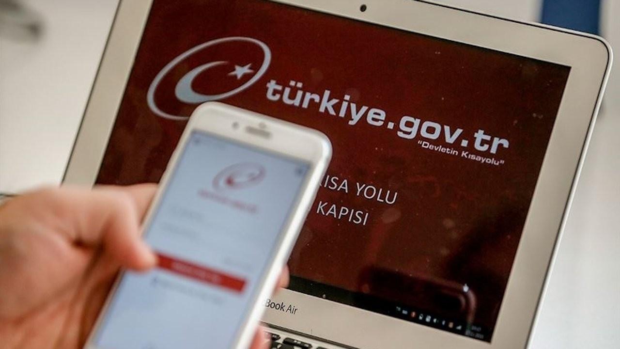 'Muafiyet' kilitlendi: e-Devlet'e ulaşılamıyor