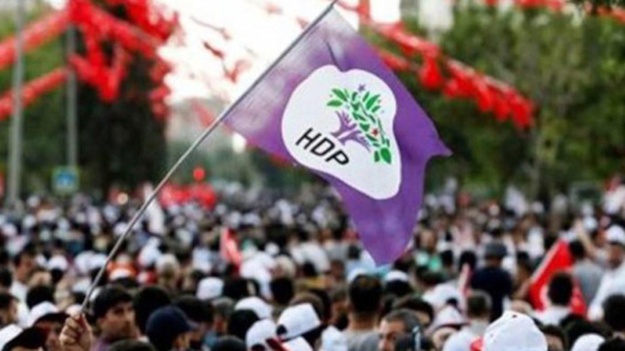 Başsavcı 'HDP ile PKK'nin farkı yok' dedi, herkese yasak istedi