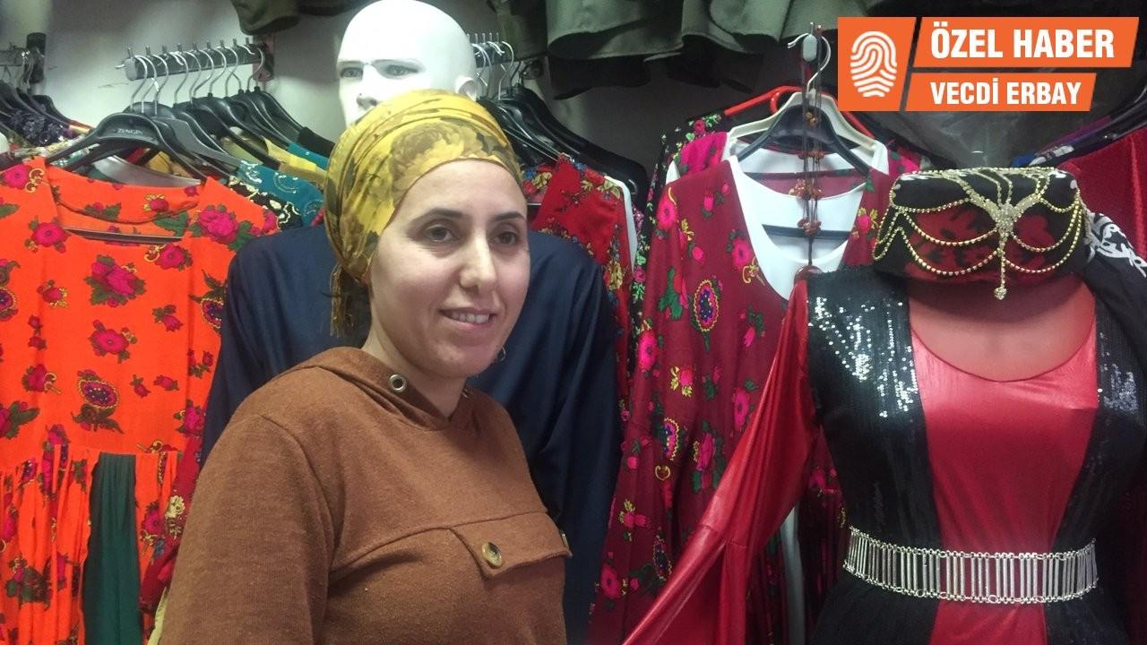 Newroz öncesi Kürt kıyafetlerine ilgi arttı