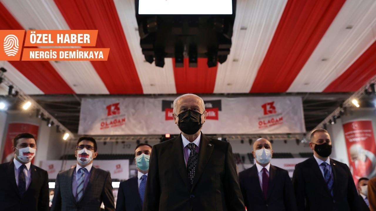 MHP yönetimi yarı yarıya değişti