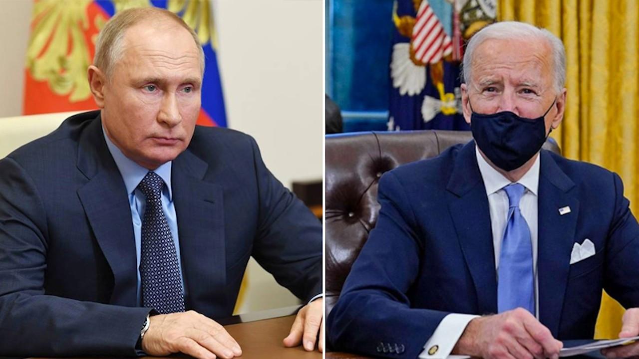 Putin'den Biden'a canlı yayında tartışma teklifi