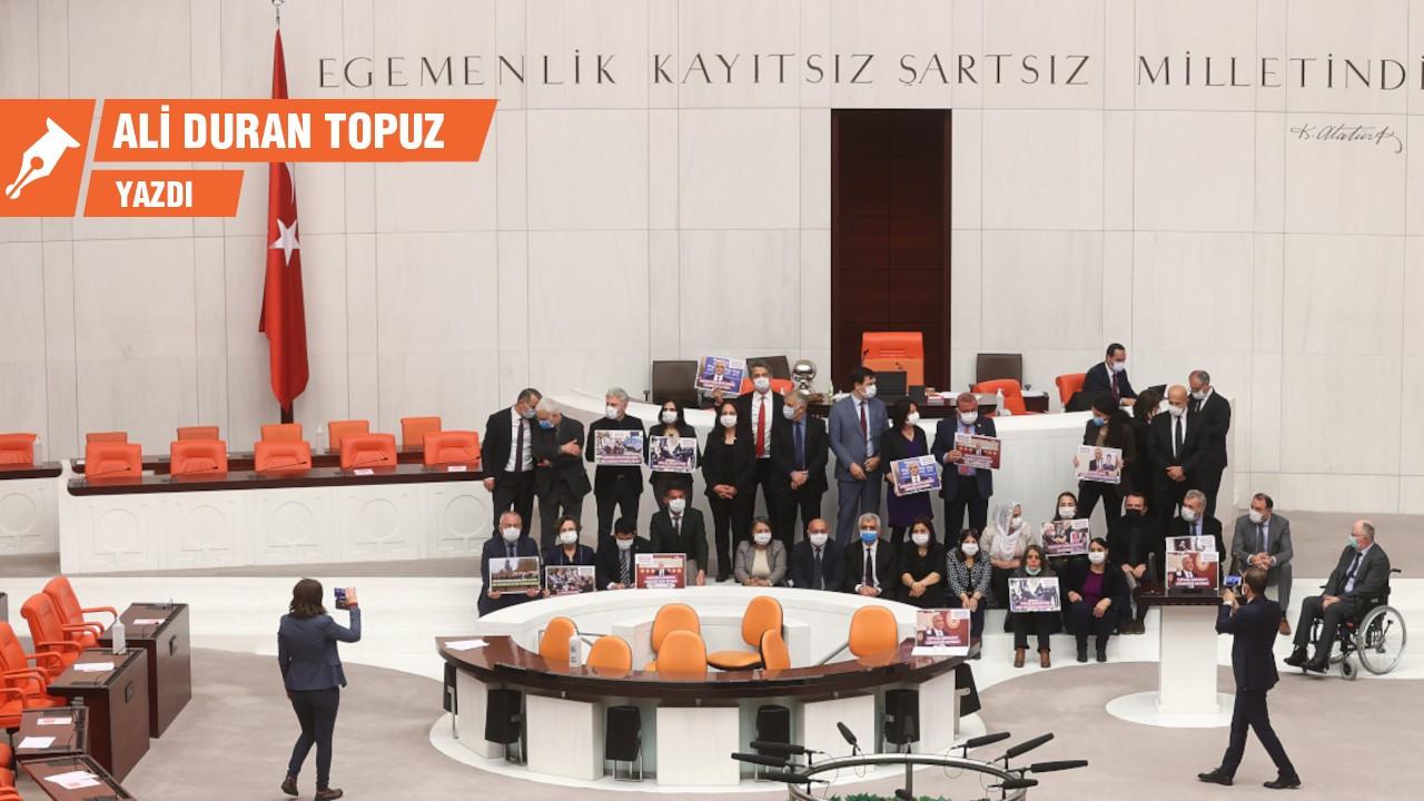 Kürtsüz Türkiye, HDP'siz siyaset