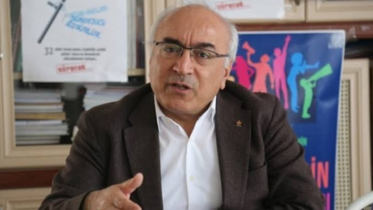 İHD'nin Eş Genel Başkanı Öztürk Türkdoğan gözaltına alındı