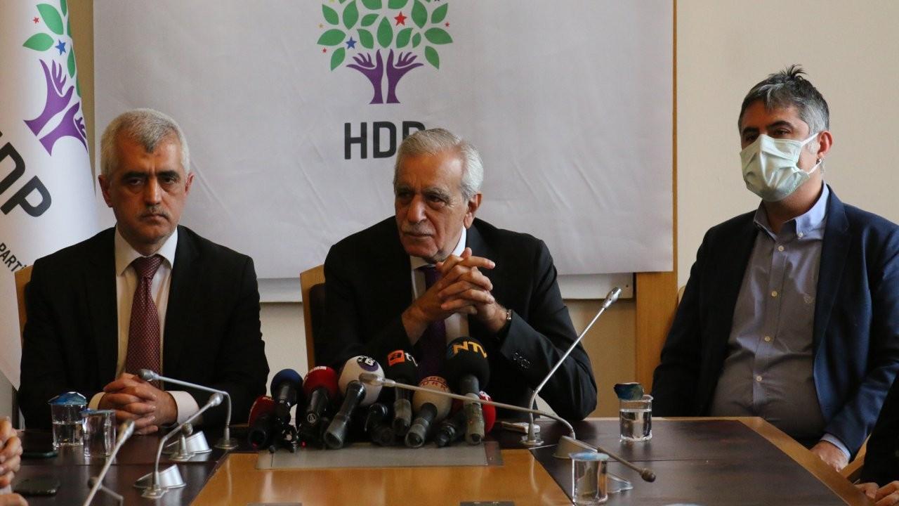 Ahmet Türk'ten Gergerlioğlu'na ziyaret