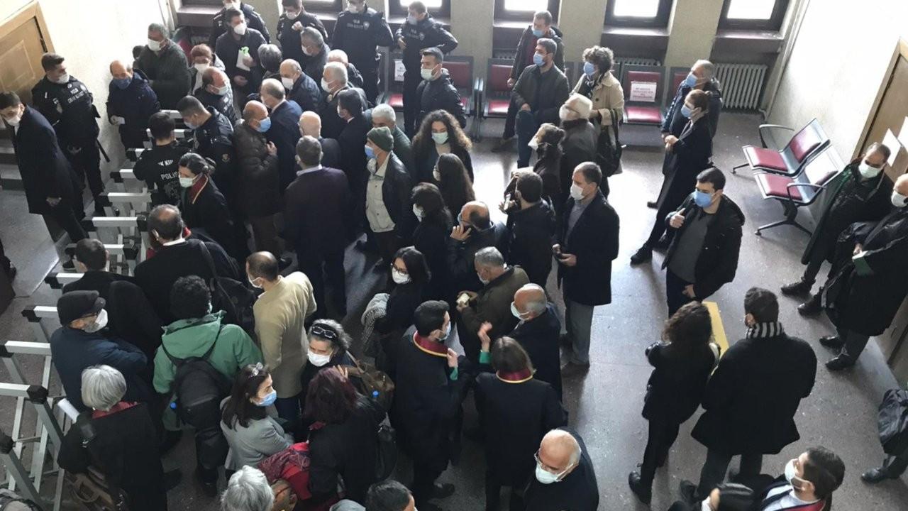 10 Ekim davası: 11'inci duruşma 9 Haziran'a ertelendi