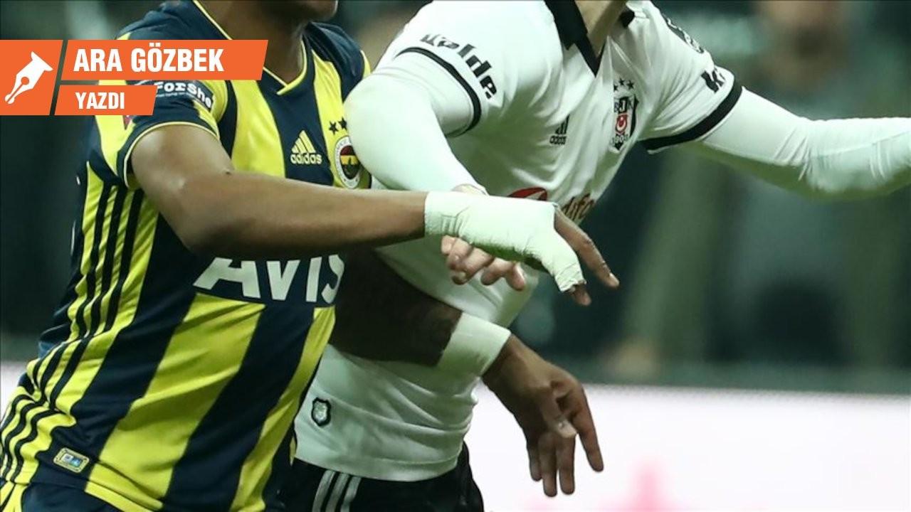 Kırılma anı: Beşiktaş-Fenerbahçe derbisi
