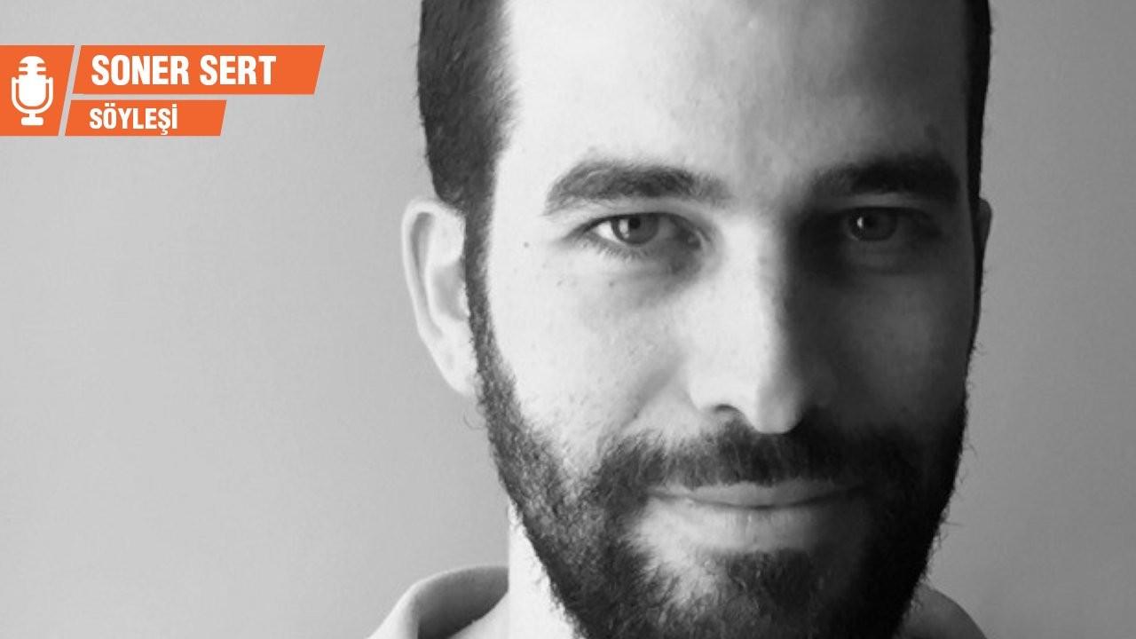 Eytan İpeker: Türkiye'de belgeselci olmak özel cesaret gerektiriyor
