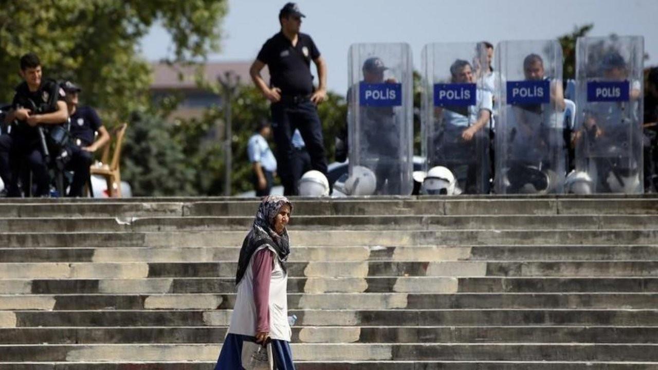 Gezi Parkı'nın mülkiyeti İBB'den alındı