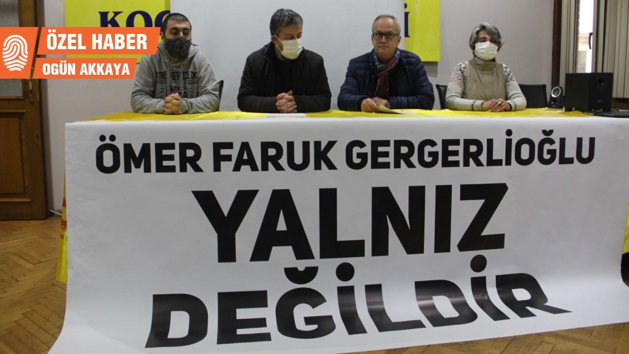 Kocaeli'de 24 kurumdan Gergerlioğlu'na destek: Vekilimizin yanındayız