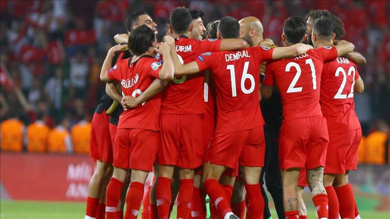 Norveç-Türkiye maçında 11'ler belli oldu