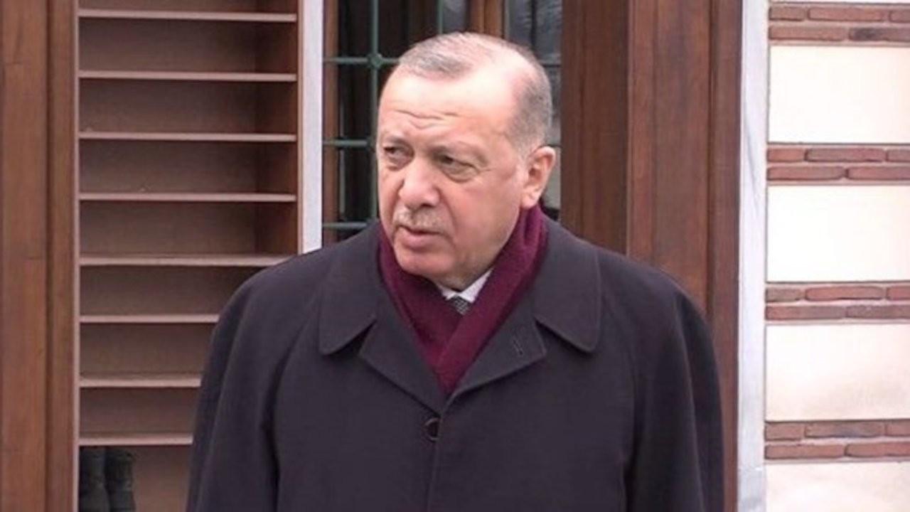 Erdoğan'a Putin soruldu HDP sorulmadı