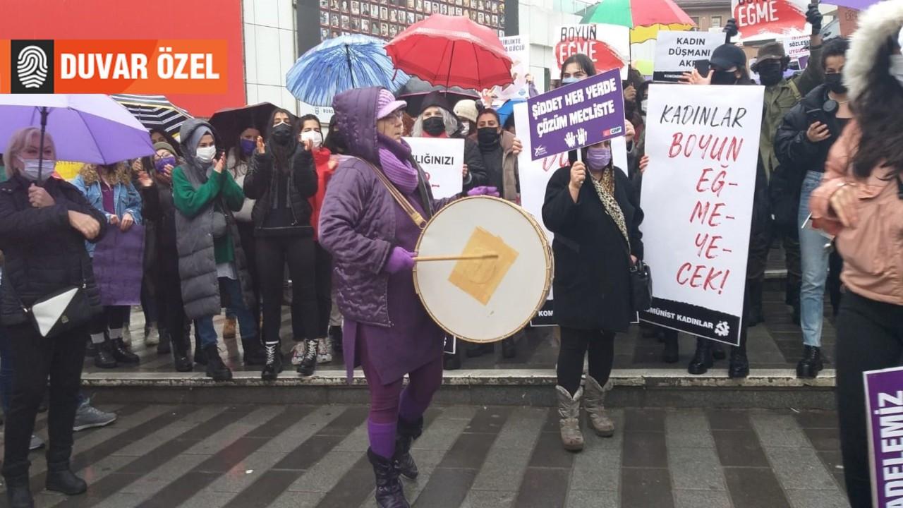 Kadınlar Türkiye genelinde ayakta: Sözleşmeden vazgeçmiyoruz