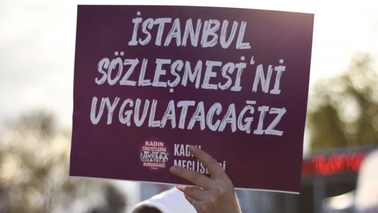 Barolardan ortak açıklama: İstanbul Sözleşmesi yürürlüktedir