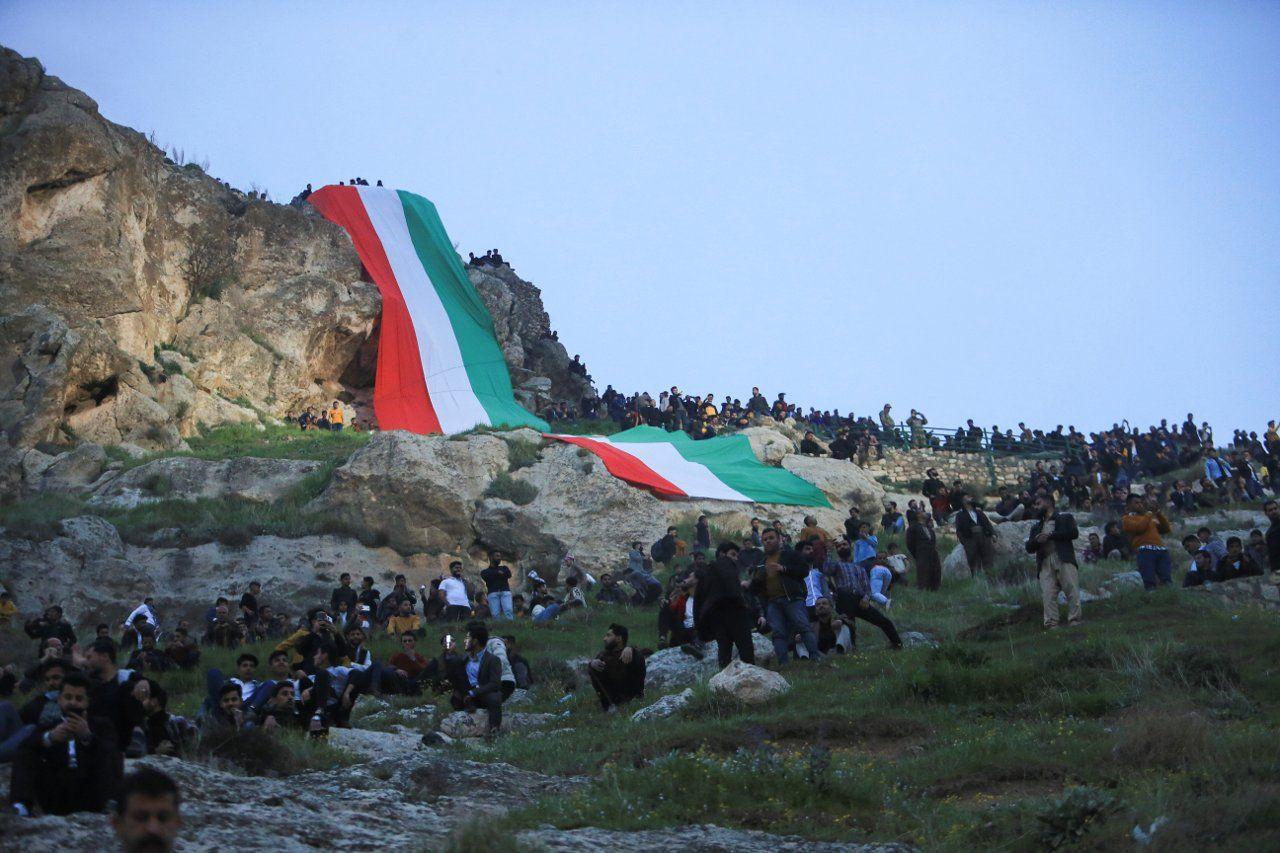 Kürdistan'da kutlamalar: Akre'de Newroz ateşini gönüllü gençler taşıdı - Sayfa 3
