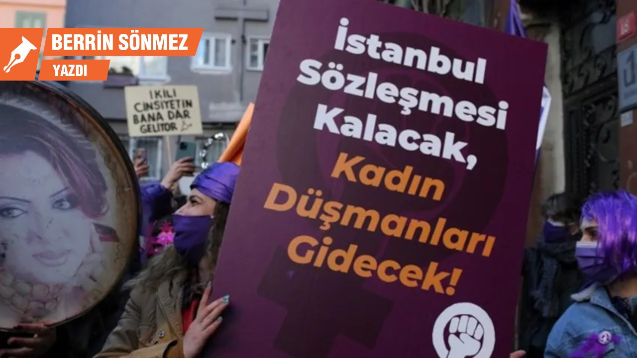 İstanbul Sözleşmesi feshiyle muhalefeti şekillendirmek