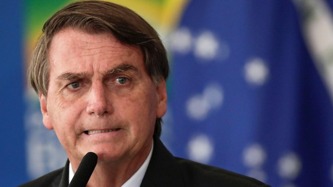 Bolsonaro durmuyor: Salgına karşı tedbir alan valilere 'tiran' dedi