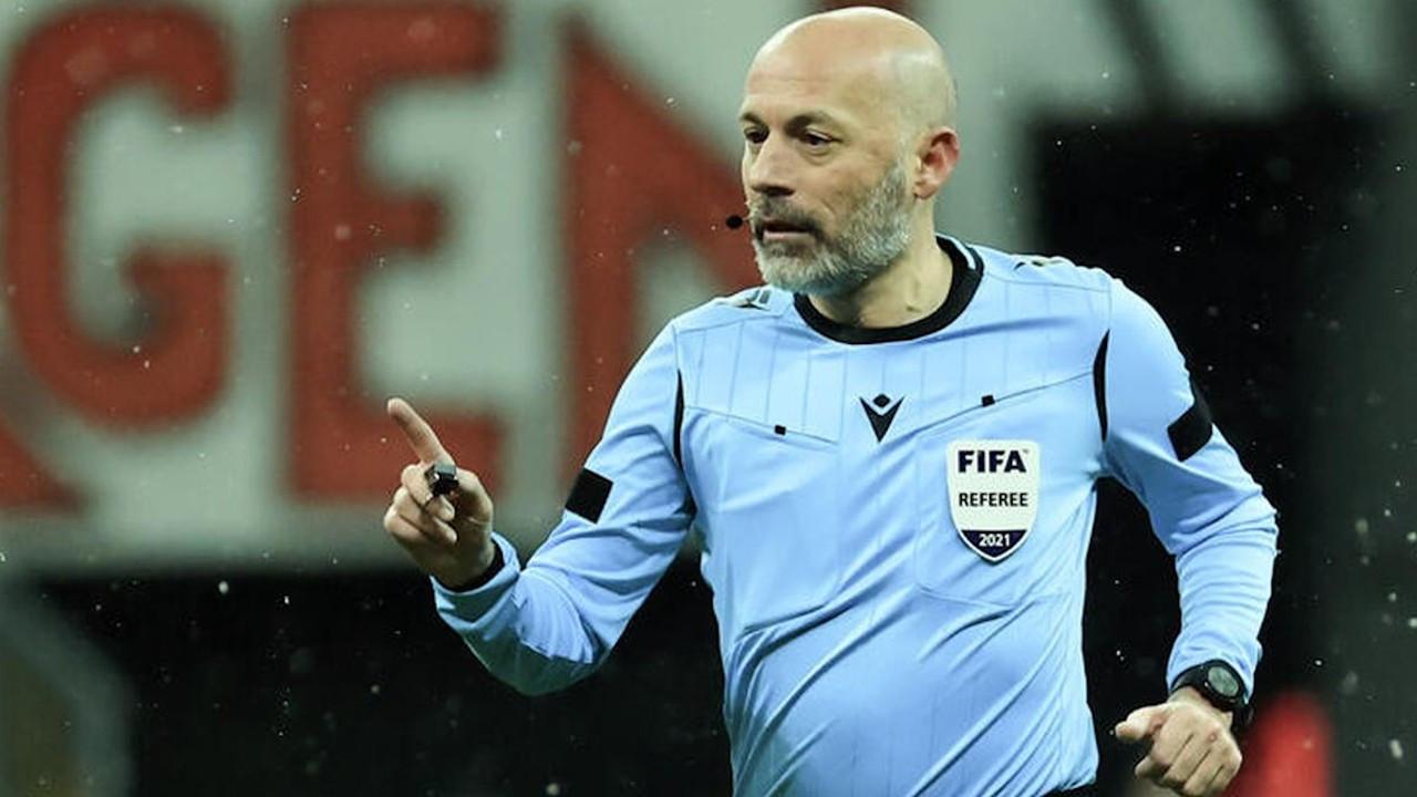 Cüneyt Çakır, Belçika-Galler maçını yönetecek