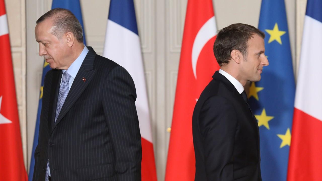 Fransa devlet televizyonu 'Erdoğan özel akşamı' düzenleyecek