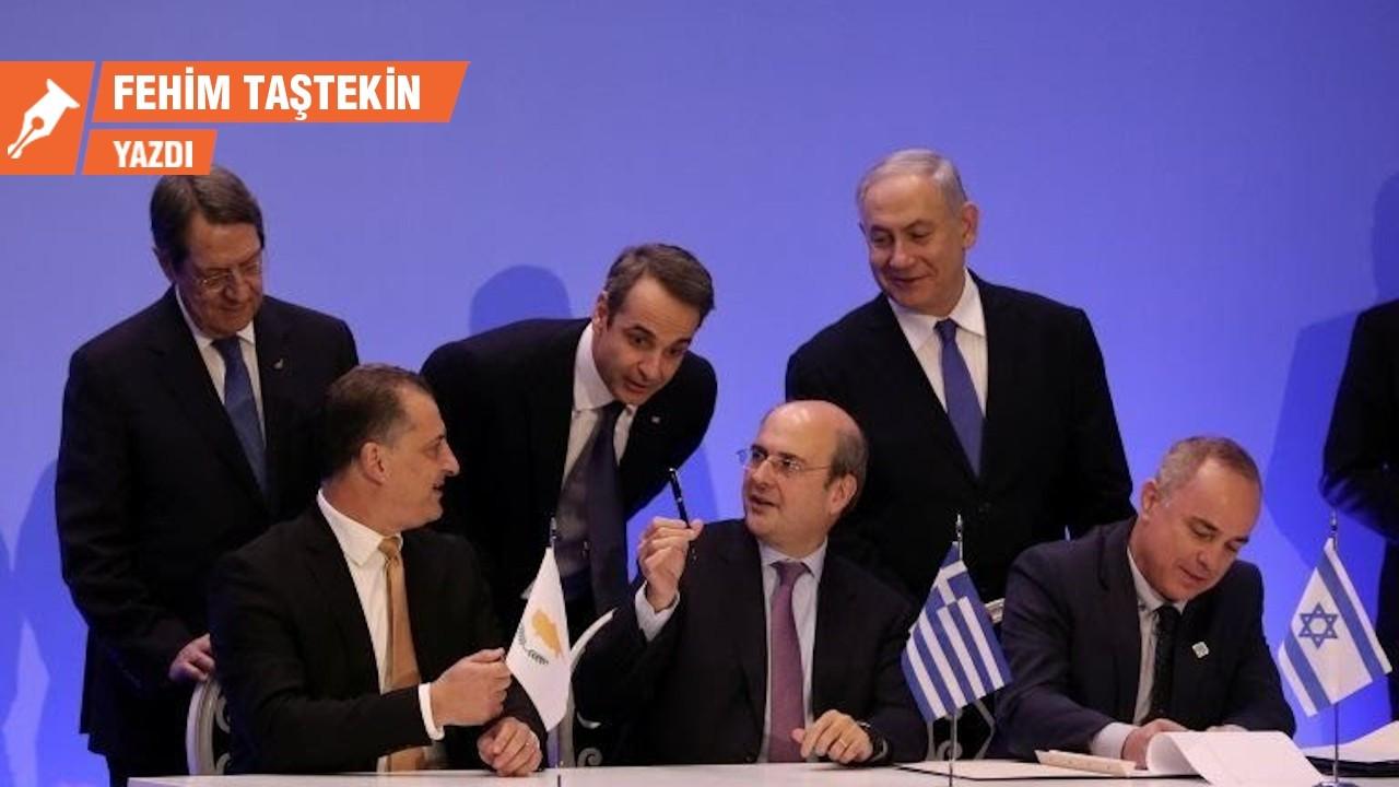 Mısır ve İsrail enerjide el yükseltiyor
