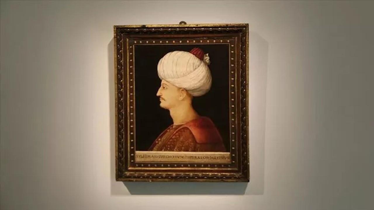 Kanuni'nin portresi İngiltere'de açık arttırmayla satılacak