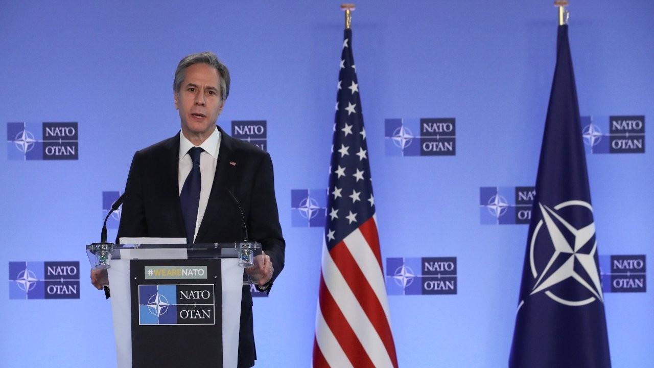 Blinken: Türkiye, bir NATO müttefikinin davranması gerektiği şekilde davranmıyor