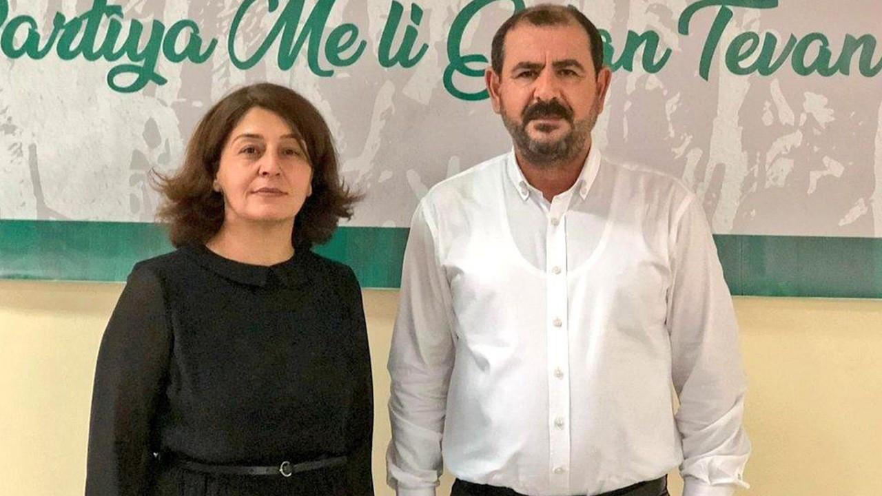 HDP Diyarbakır İl Eşbaşkanları tahliye edildi
