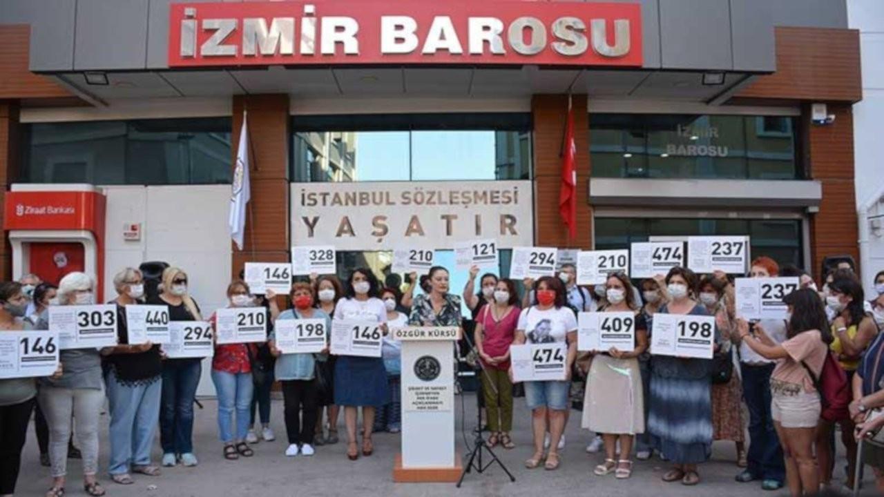 İzmir Barosu, İstanbul Sözleşmesi için Danıştay'a başvurdu