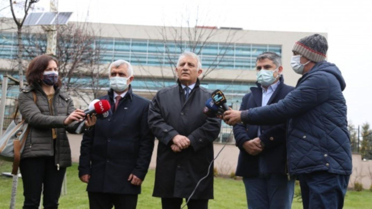 AYM'ye Gergerlioğlu başvurusu: Berberoğlu ile aynı kararı bekliyorum