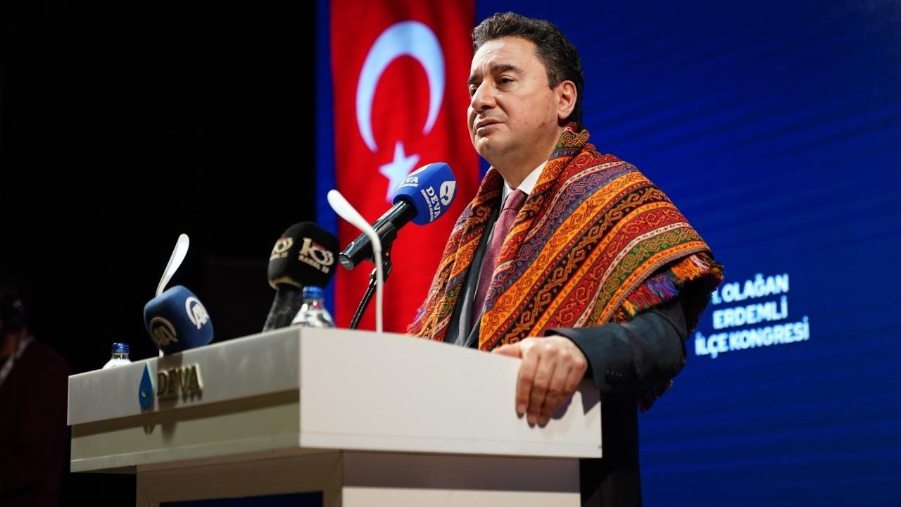 Ali Babacan: Milletin alın teri dövizi tüket, sonra döviz iste