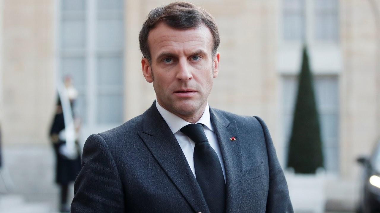 Macron: Türkiye, Fransa seçimlerine müdahale edebilir