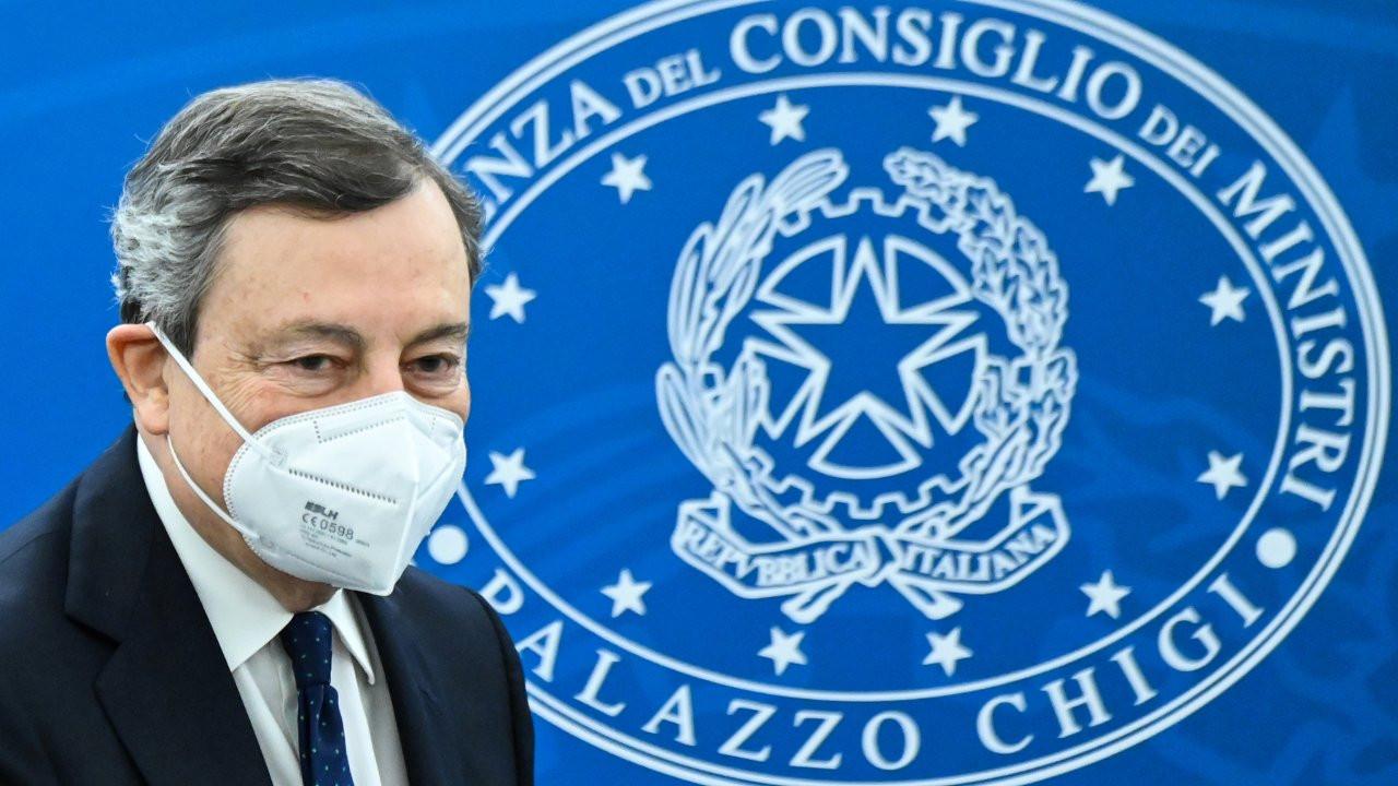 İtalyan basını: Draghi 'diktatör' sözlerini geri almayı reddetti, 'Hiçbir şeyi düzeltmem' dedi