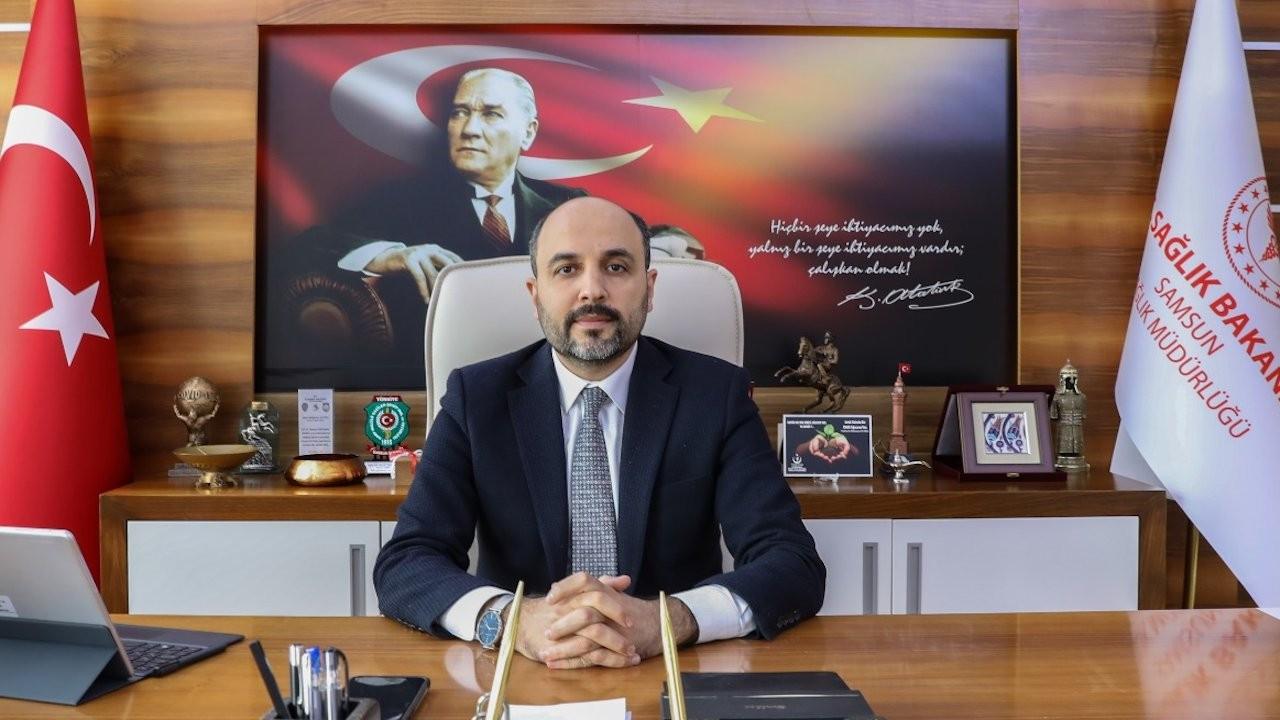 Samsun İl Sağlık Müdürü uyardı: Korona artışının zirvesindeyiz