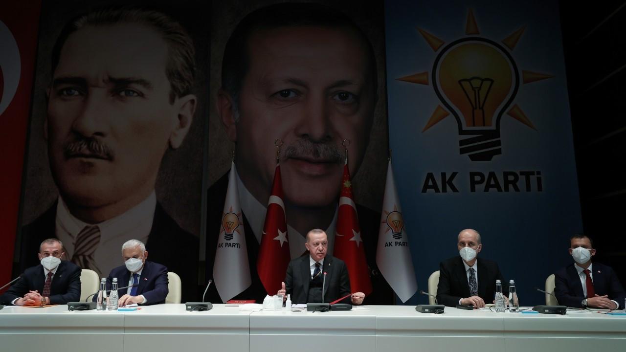 AK Parti MYK üyeleri belli oldu: 3 yeni isim MYK'ye girdi