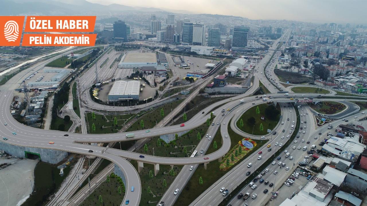 Bursa'nın trafik sorunu: Acemler Kavşağı kaç düğümde çözülür?
