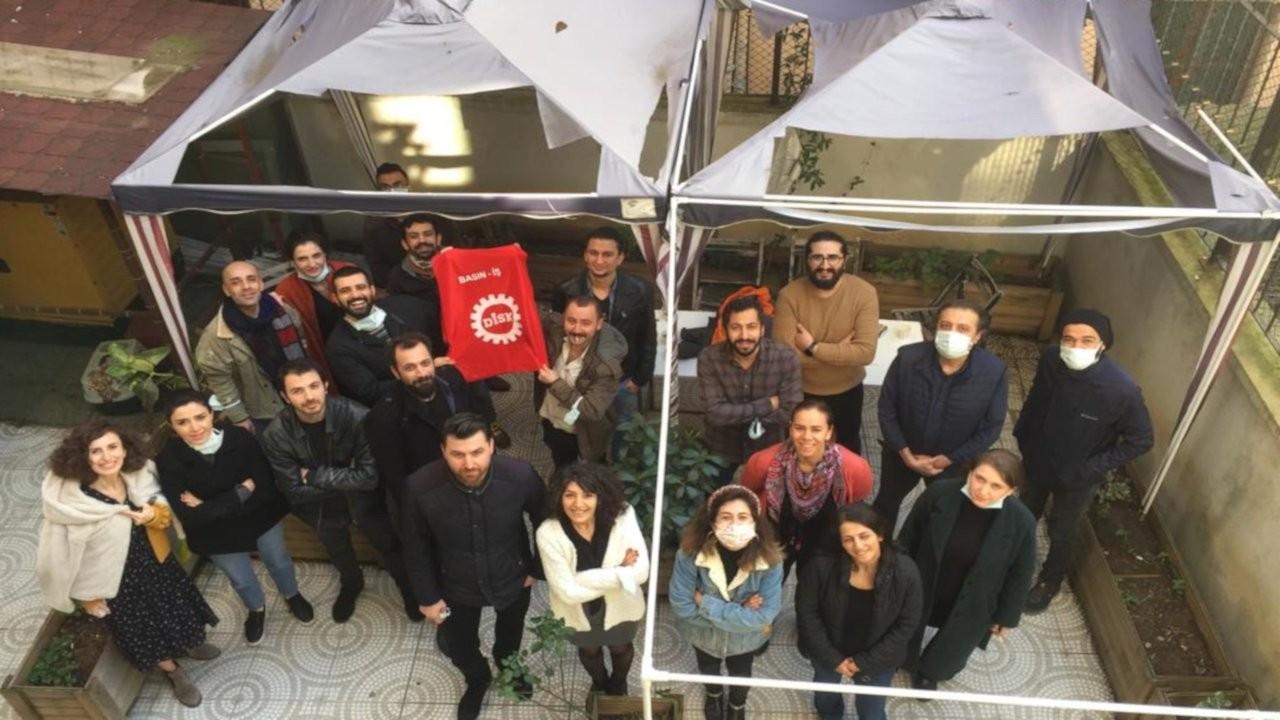 DİSK Basın İş'ten Artı TV yönetimine 'gazeteci kıyımı' suçlaması