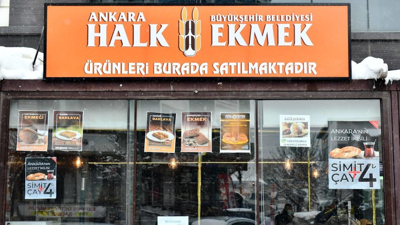 Ankara Halk Ekmek esnafa bayilik verecek