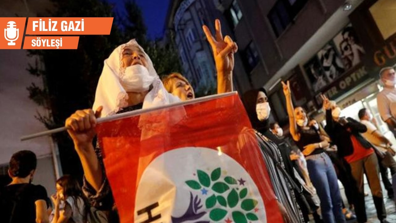 Cihan Tuğal: Sol seçmen de HDP'yi etnik bir parti olarak algılıyor