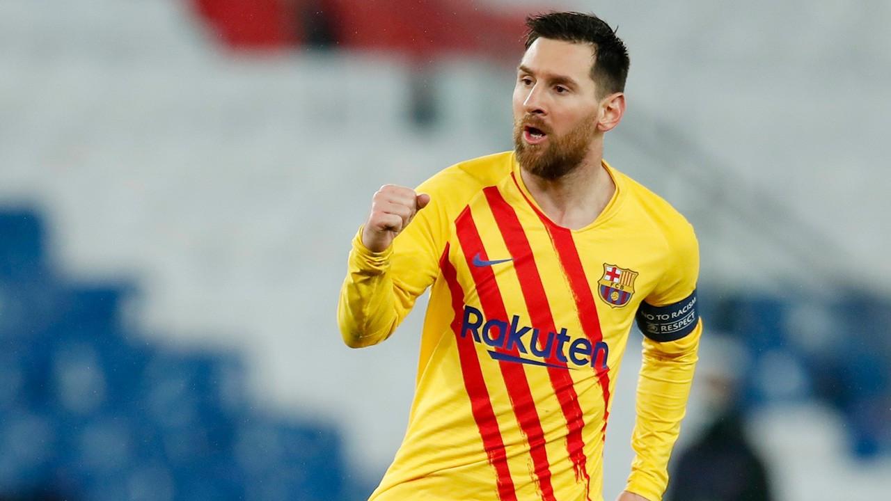 La Liga başkanından Messi'ye: Barcelona'da kal