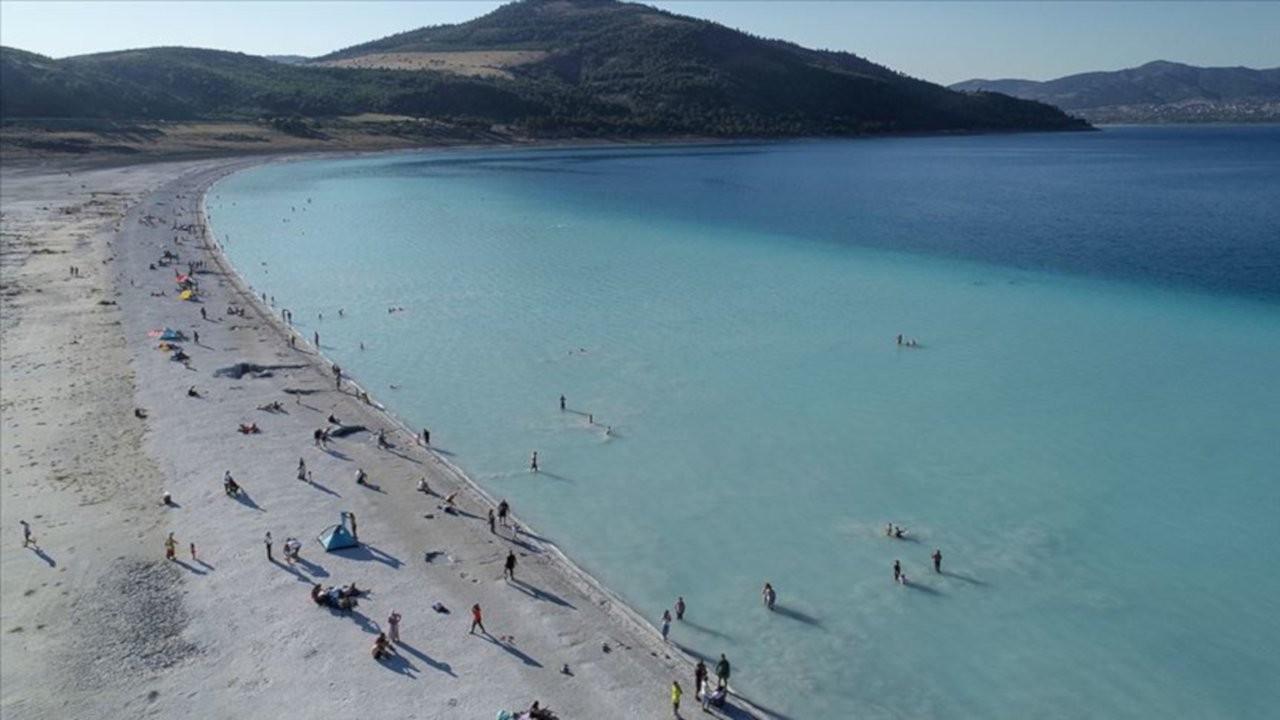 Salda Gölü için kampanya: UNESCO Dünya Mirası sayılsın