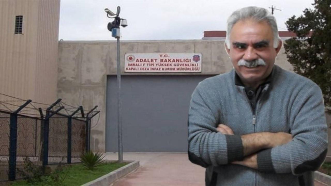 Öcalan'ın tepkisi: Avukatlarımın benimle görüşme yapmasını istiyorum