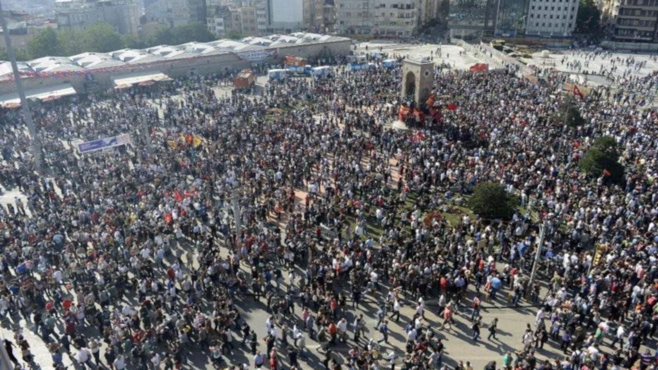 AYM, Gezi eylemine katılan memurlara verilen cezayı haklı buldu