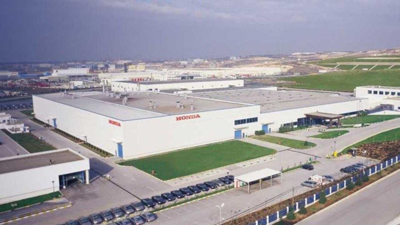 Gebze'deki Honda fabrikası HABAŞ'ın oluyor