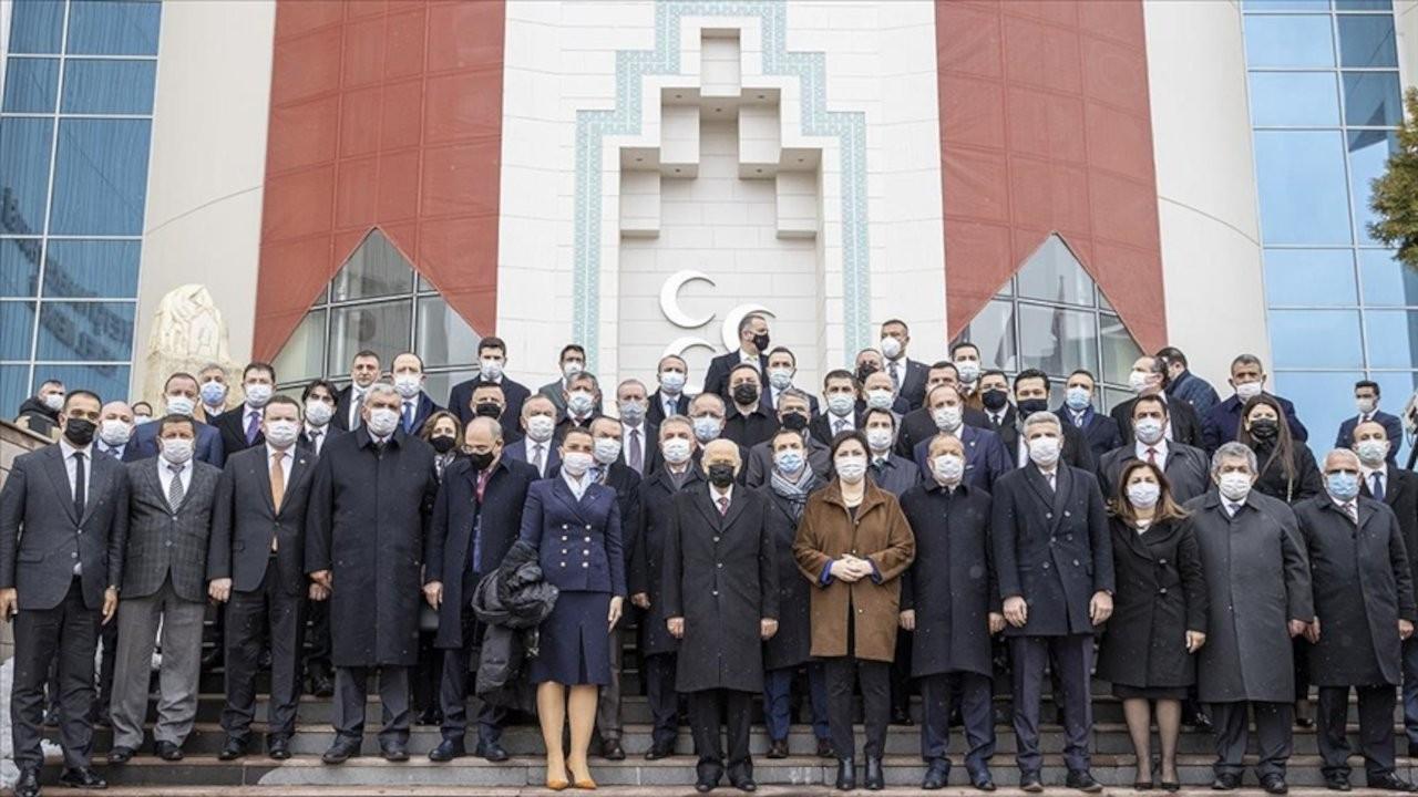 MHP'de Bahçeli'nin A takımı açıklandı