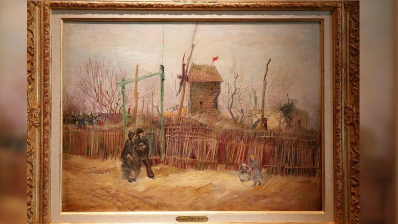 Van Gogh'un eseri 13 milyon 91 bin euroya satıldı
