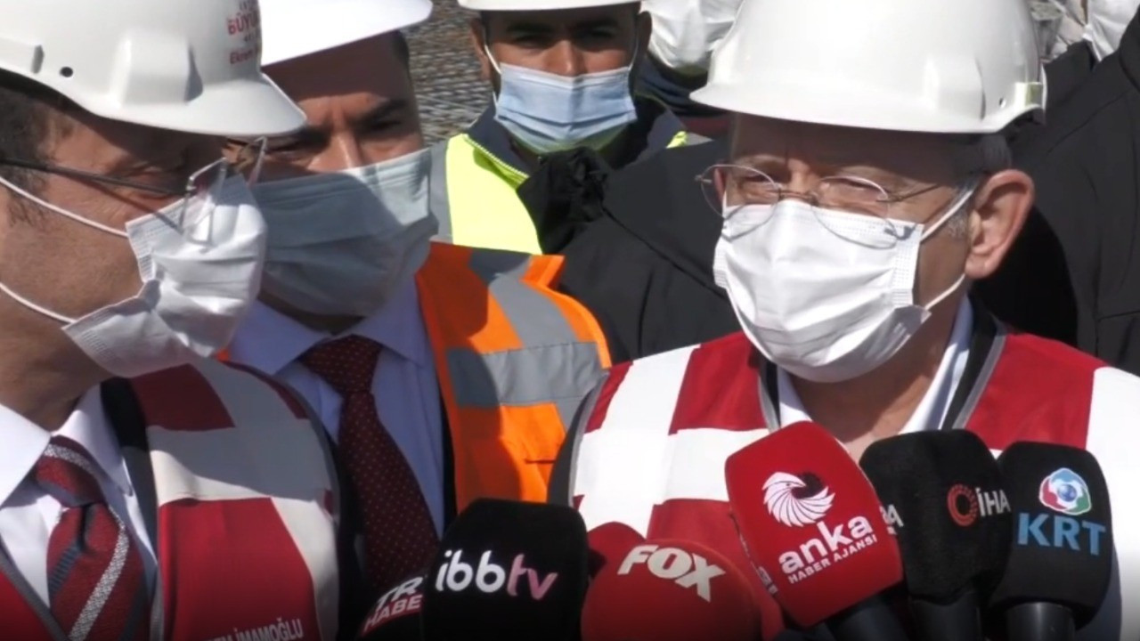 Kılıçdaroğlu: Her İstanbullunun evine helal ekmek girmeli