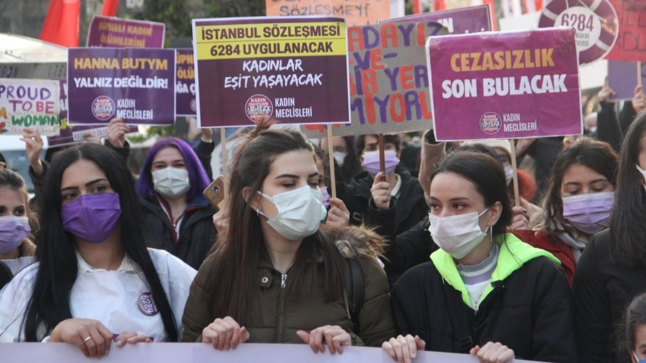 'İstanbul Sözleşmesi'nin her maddesini uygulayacaksınız'