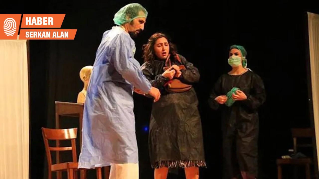 HDP'den önerge: Kürt tiyatrosu politik engellemelere maruz kalıyor